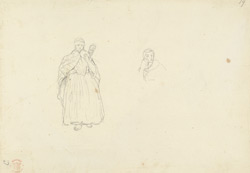 A woman of Iona, 1772